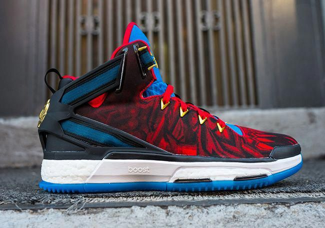 Adidas Releases 'Dame Time' Colorway Of Lillard's Signature