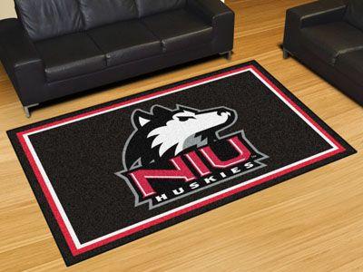 Northern Illinois University 5x8 Rug