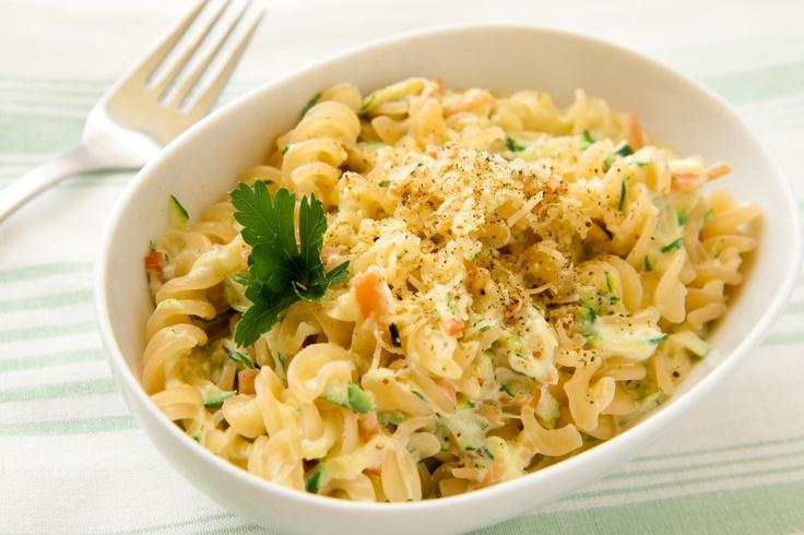 pasta zucchine pancetta e pinoli B