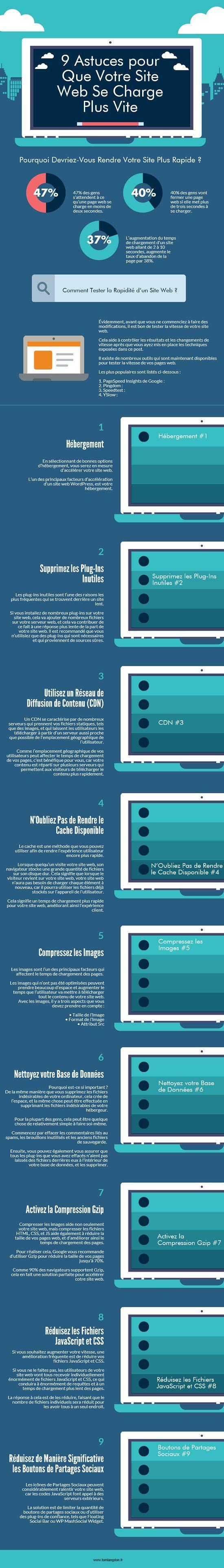 ▷ 9 Astuces pour Que Votre Site Web Se Charge Plus Vite | Webmarketing & co'm