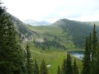 Hard to believe I backpacked to here.  7 miles in the Pecos Wilderness to Pecos Baldy Lake, more than 35 years ago!MHH   Google Maps