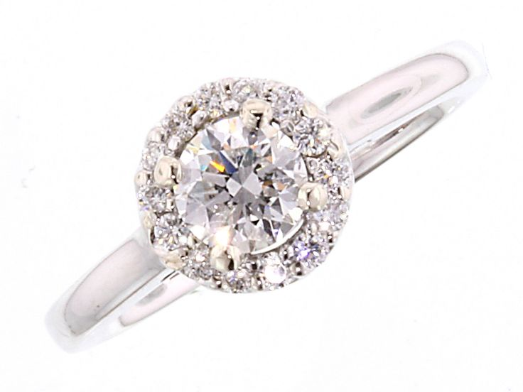 vintage inspired wedding rings   Vintage Inspired Diamond Ring   engagement rings   Classic   Canadian ...