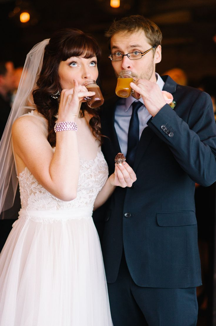 A surprise wedding is one thing. A surprise wedding with a Star Trek and LEGO theme is another. But a surprise Star Trek wedding planned entirely by the maid of honor?! Now that's a whole other lev...
