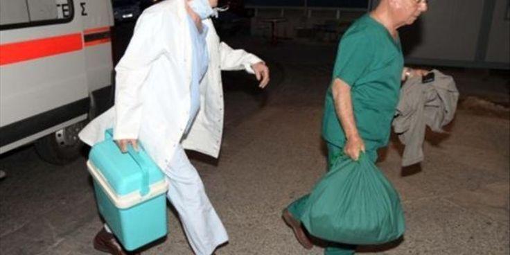 Στο Νοσοκομείο του Ρίου η λήψη οργάνων της 48χρονης που τραυματίστηκε στον Πύργο - Αερομεταφορά από τον Άραξο για το ήπαρ