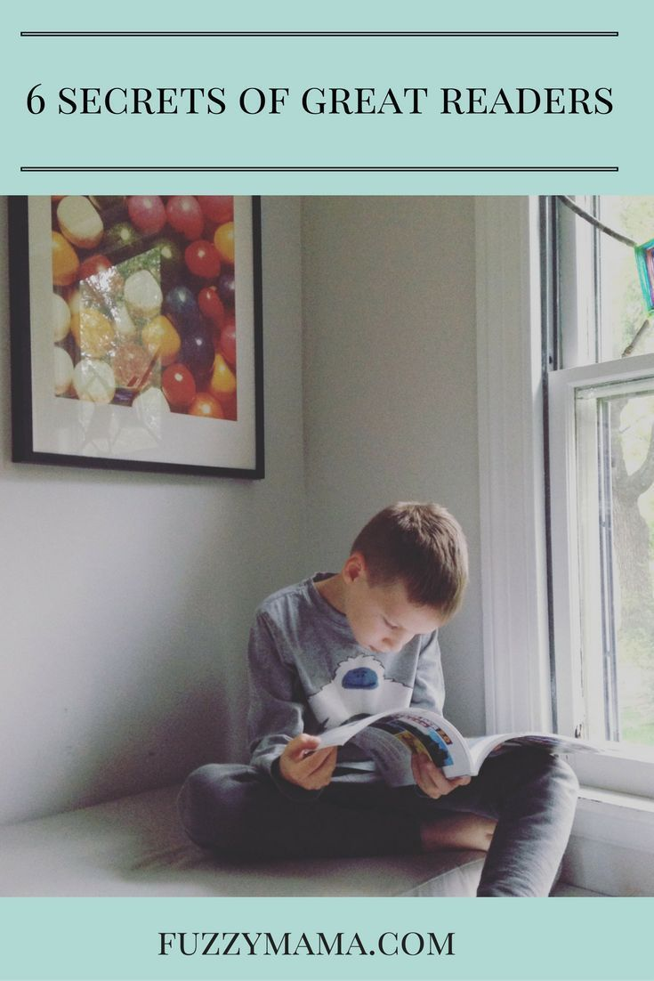 Great article about raising readers. Practical tips from kids who are already great readers.
