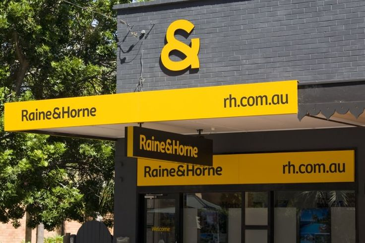 Diadem - Raine & Horne / Franchise Rebranding