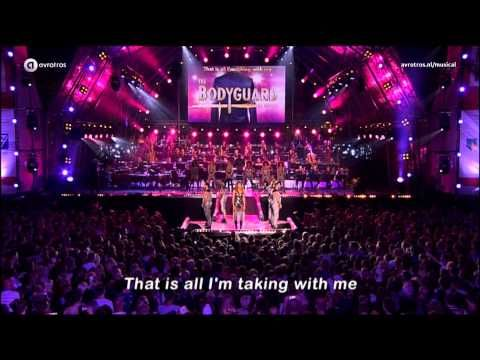 Musical Sing-a-Long 2015 - The Bodyguard - YouTube