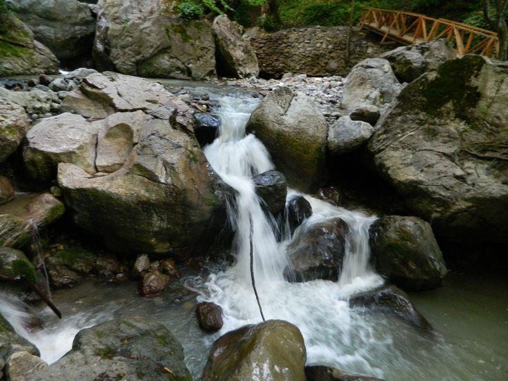 Waterfall, Düzce- Turkey