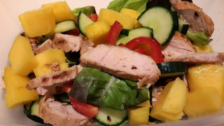 Hungry Hubby And Family: COHEN DIET: Monday 14 April 2014 | Curry Salad Dressing