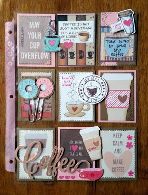 AnnMarie's Stamping Adventures!!: June 2015~I have to say...Pocket letters are so cute....Like I really need another hobby :)