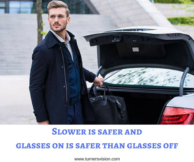 Safety First With Rodenstock Road Lenses Glasses off