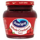 Ocean spray whole cranberry sauce