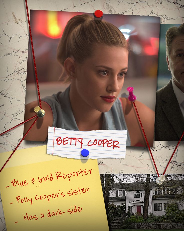 Darkness lurks beneath this small town. Unravel the murder mystery on Riverdale: www.cwtv.com/shows/riverdale