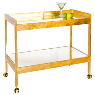 Contemporary Bar Carts by Matthew Izzo