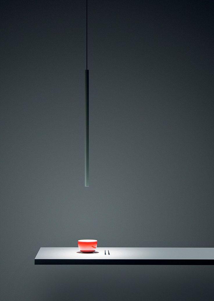 Miss Suspension LED lamp by Davide Groppi.