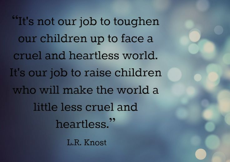 It's not our job... #parenting #quotes