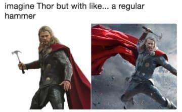 Buchstäblich 100 der lustigsten Marvel-Meme von 2018 2711660ca559c9d7b96415f2cabe2478