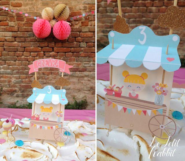 Le Petit Rabbit: [KIDS] Ice Cream Party: il terzo compleanno di Ginevra