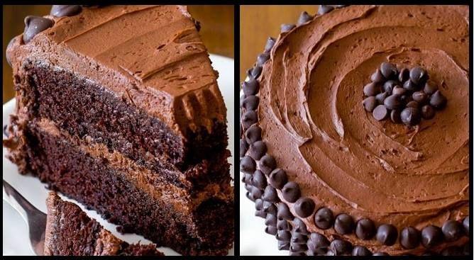 Πως να φτιάξεις νηστίσιμη τούρτα σοκολάτας!