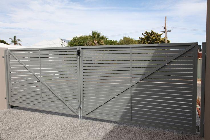 1000 Ideas About Aluminium Fencing On Pinterest