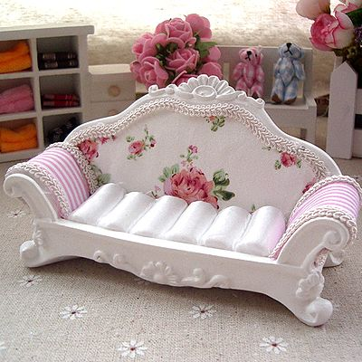 Free Shipping 1pc Princess fashion sofa seat ring jewelry storage display rack  the elapsing rich   For Women