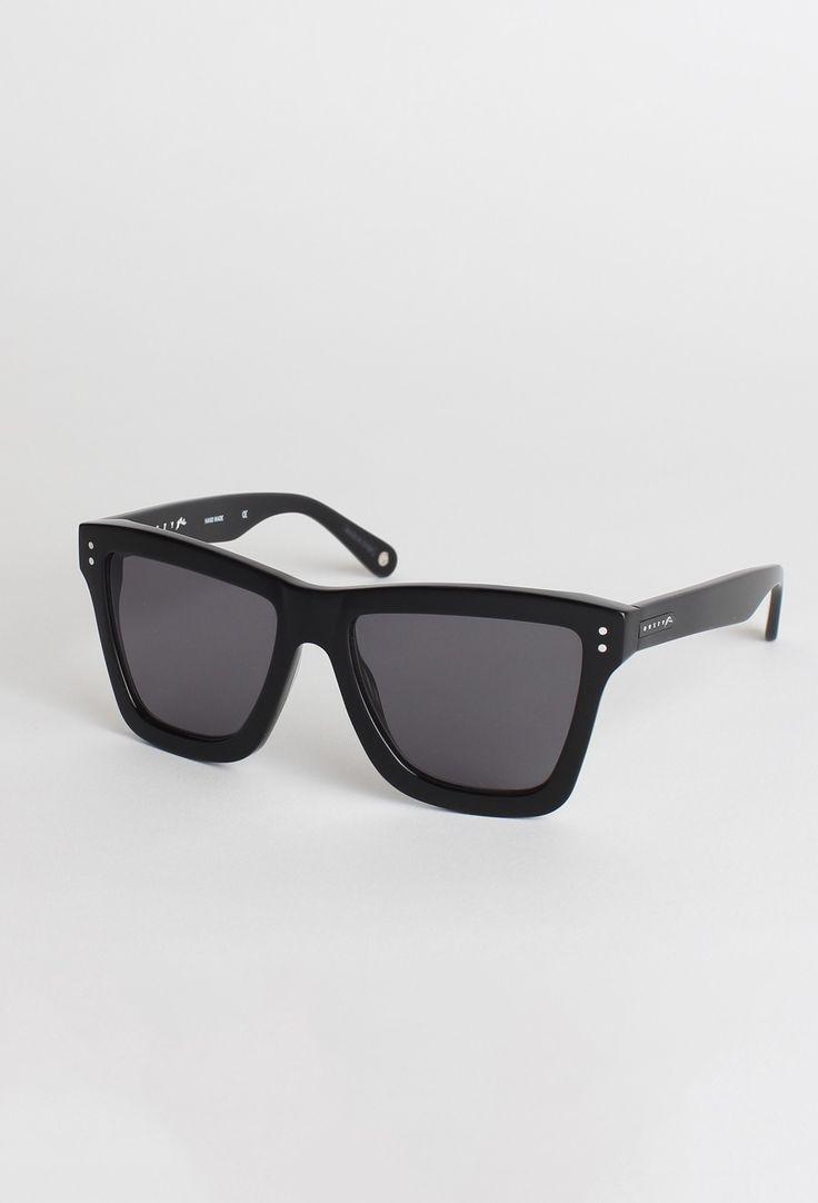 Proud Piano Black - Polarised | Sunglasses | Rusty Eyewear #ourkind