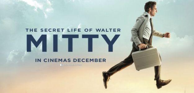 Bruno Machado comenta o novo filme de Ben Stiller - que não é necessariamente uma comédia - A Vida Secreta de Walter Mitty