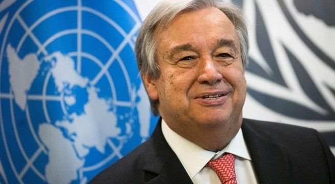 "New York: The UN has reaffirmed that the ""good offices"" of Secretary-General Antonio Guterres were available for helping in bringing India and Pakistan together to resolve differences if it was acceptable to them. ""As you know, about the question of good offices, good offices..."