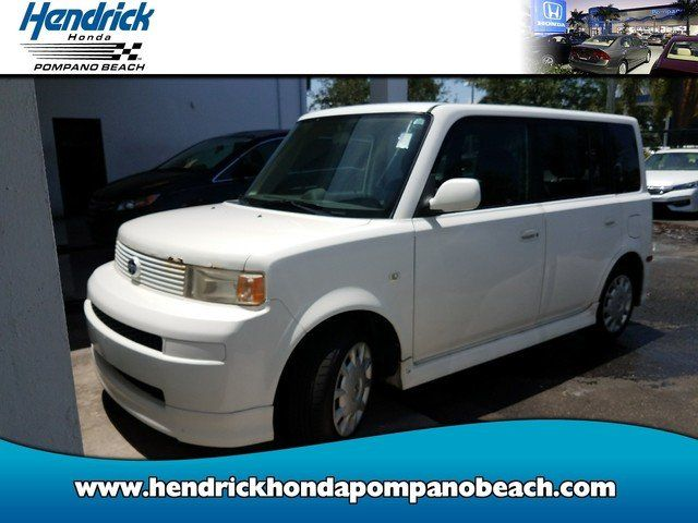 Cars for Sale: Used 2005 Scion xB for sale in Pompano Beach, FL 33064: Wagon Details - 458633904 - Autotrader