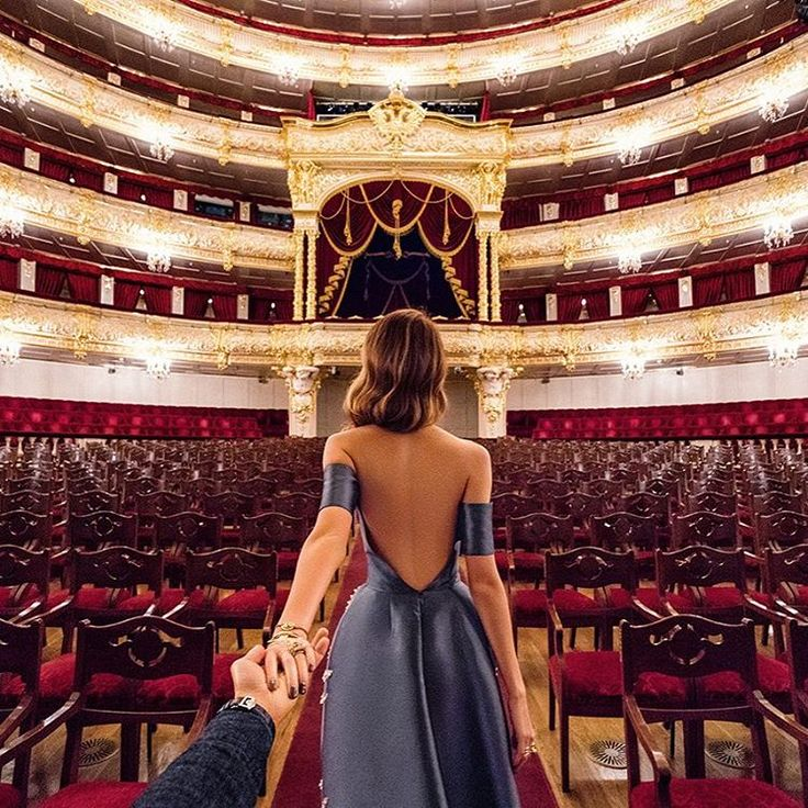 """muradosmann#followmeto the Bolshoy Theatre in Moscow. Happy New Year to everyone! We have a tradition in Moscow to go see """"The Nutcracker"""" before New Year."""