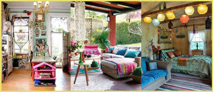 119 best boho chic decor images on pinterest home for Decoracion hogar hippie
