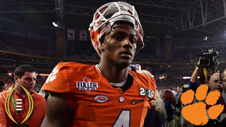 Why DeShaun Watson deserved the Heisman Trophy - https://movietvtechgeeks.com/deshaun-watson-deserved-the-heisman-trophy/-Everyone has their idea of who should win the Heisman Trophy, and there's usually quite the list of those that truly deserve it. DeShaun Watson was easily one of those on the 'most deserved' list, and here's the breakdown of why he deserved more than most.