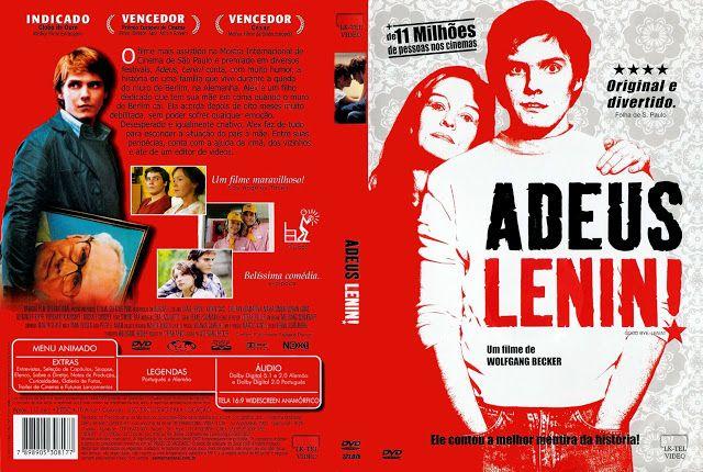 Angel Movies & Games Covers: Adeus, Lenin!
