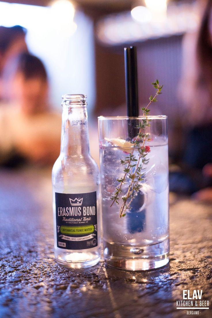 Gin and Tonic | #elavkithcenandbeer #elavkb #birrificioelav #birrificioindipendenteelav #elavbrewery #bergamo #bergamoalta #smellslikebeerspirit #beerforaliens