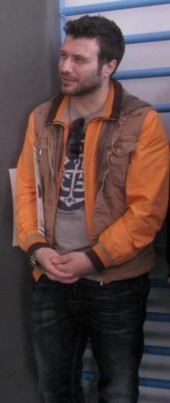 Giannis Ploutarxos - Greek Singer