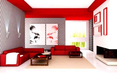 Wonderful Contemporary Living Room Set