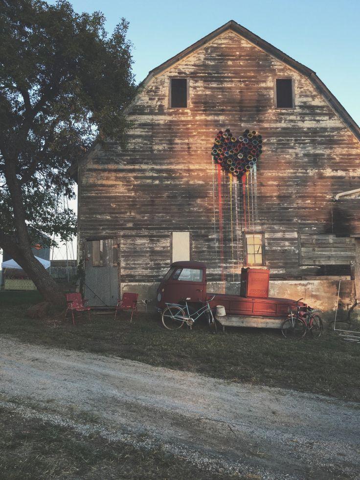 Old barn | Junkstock Omaha Harvest Edition 2015