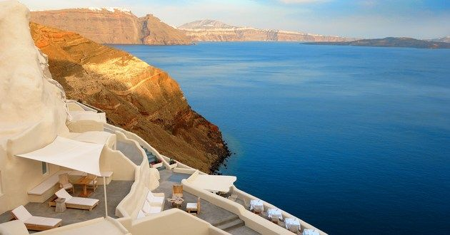 Mystique, A Luxury Collection Hotel in Santorini, Greece