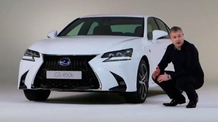 Lexus GS 2016 Review