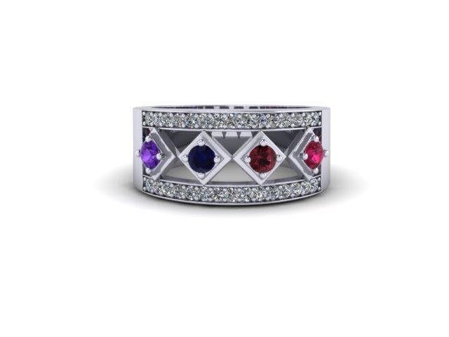 Custom Design Family Jewellery – Dana's Goldsmithing