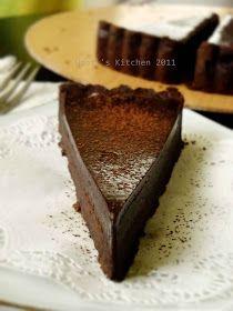 Asyiiik...akhirnya tiba juga hari ini. Dapat email dari host KBB kalo kita udah boleh publish tantangan ke 24 KBB : Rich Chocolate Tarts...