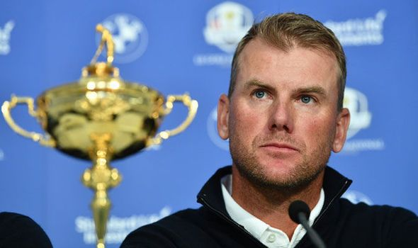 Robert Karlsson appointed vice-captain of the European Ryder Cup team