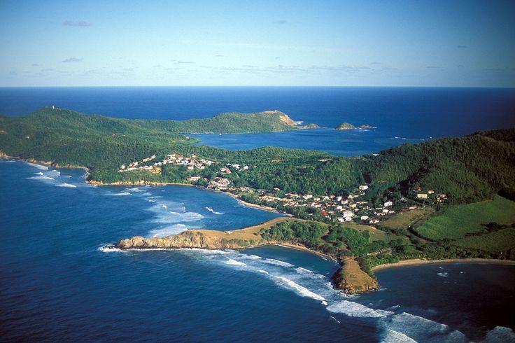 presqu'île de la caravelle - Tartane