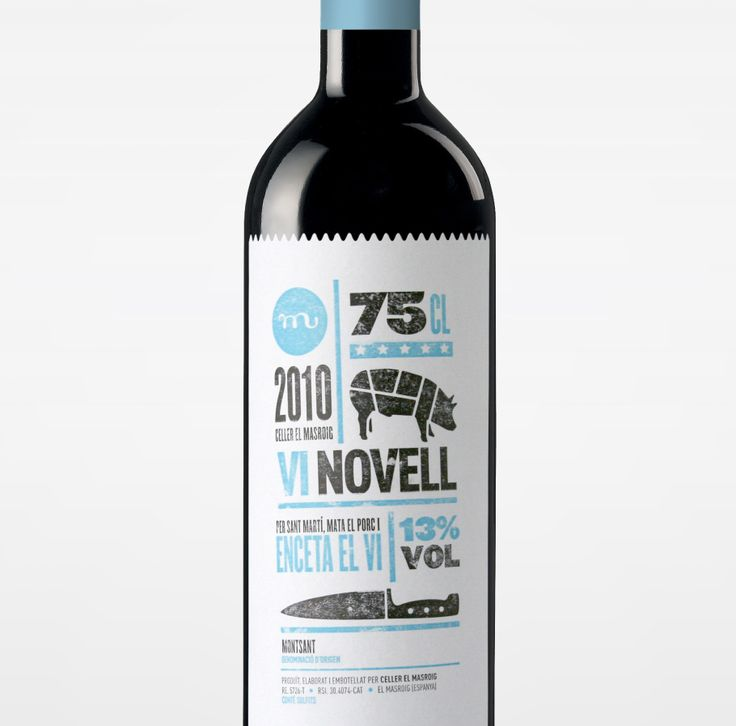 By AtipusWine Packaging, Wine Labels, Wine Design, Bottle Packaging, Packaging Design, Atipus Graphics, Graphics Design, Wine Bottle, Labels Design