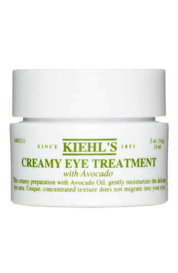 Kiehl's Since 1851 Creamy Eye Treatment with Avocado (0.5 oz.) available at #Nordstrom kiehl's creamy eye treatment with avocado... $27 [this stuff is great because it actually moisturizes, but doesn't migrate into the eyes...]