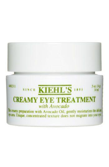creamy eye treatment with avocado / kiehl's