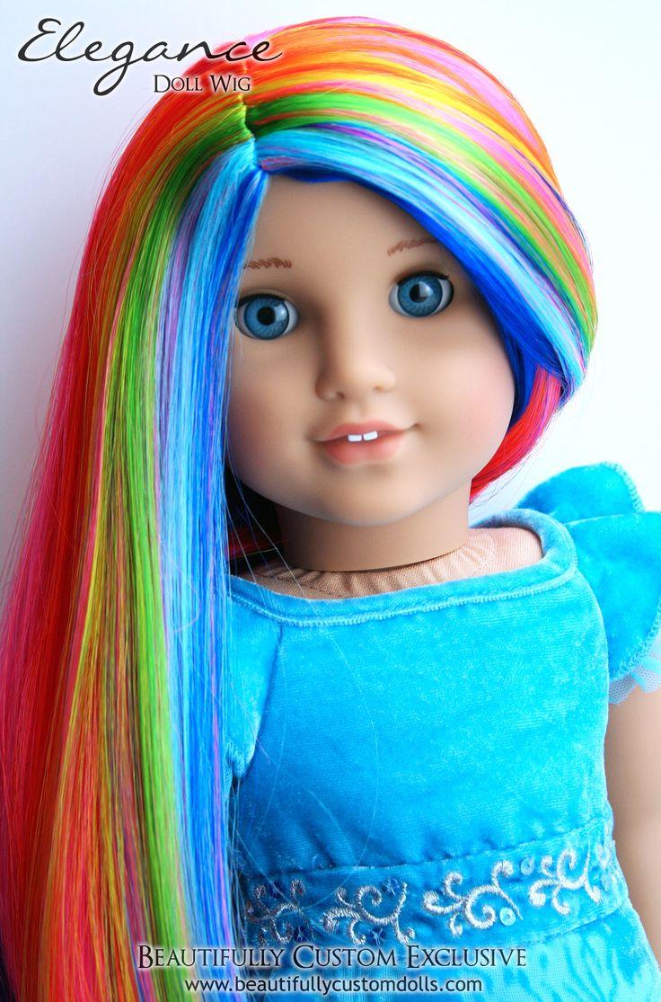 Wigs Dolls 37