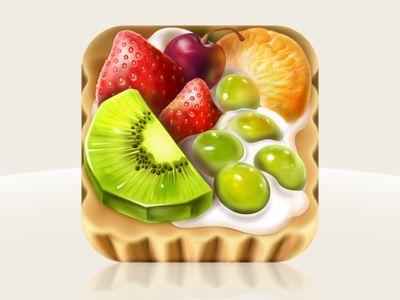 Desserts iOS icon