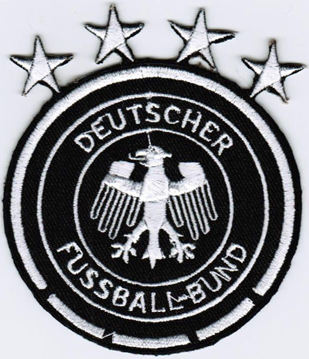 Germany National Football Team FIFA Soccer Badge Embroidered Patch | Collectibles, Sewing (1930-Now), Other Sewing Collectibles | eBay!