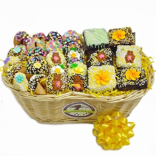 93 best easter gifts and spring gift ideas images on pinterest spring sweets gourmet bakery gift basket gourmet gift basketsgourmet giftseaster negle Gallery